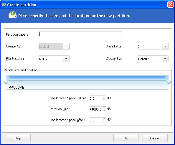 Windowscorner problemen met partities oplossen - Een verwijderbare partitie maken ...