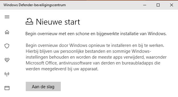 Weg met bloatware door schone installatie Windows 10 | Computer Idee