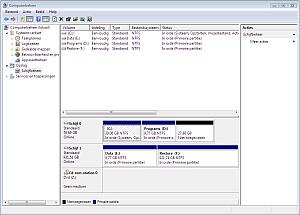 Windows 7 Partitie Verwijderen.Windowscorner Partities Maken Of Aanpassen Met