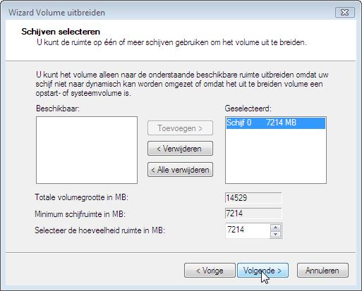 Schijf Partities Verwijderen.Windowscorner Partities Maken Of Aanpassen Met